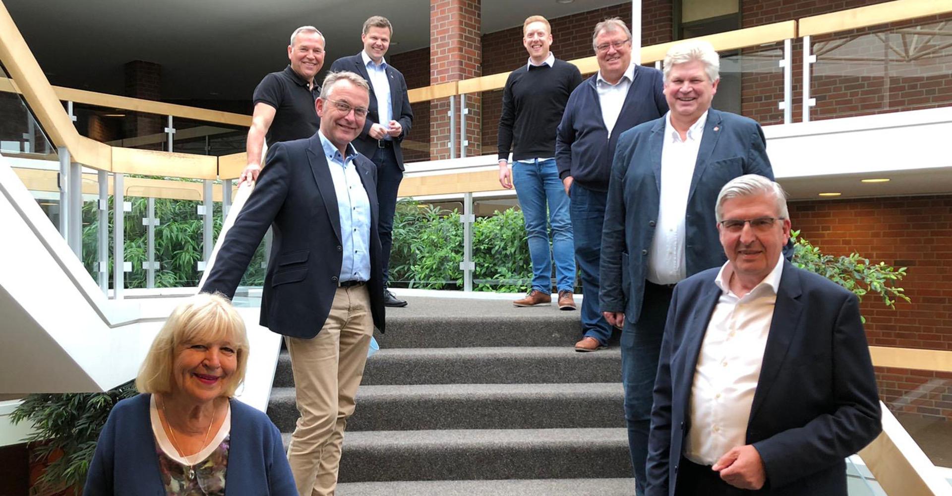Fraktionsvoratnd CDU Kreistagsfraktion Emsland