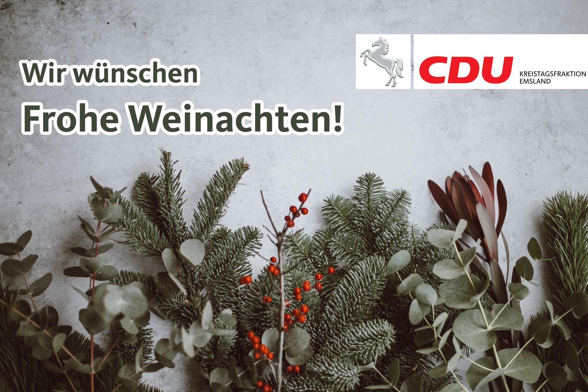 CDU-Kreistags-Fraktion_Emsland_Weihnachten_2018