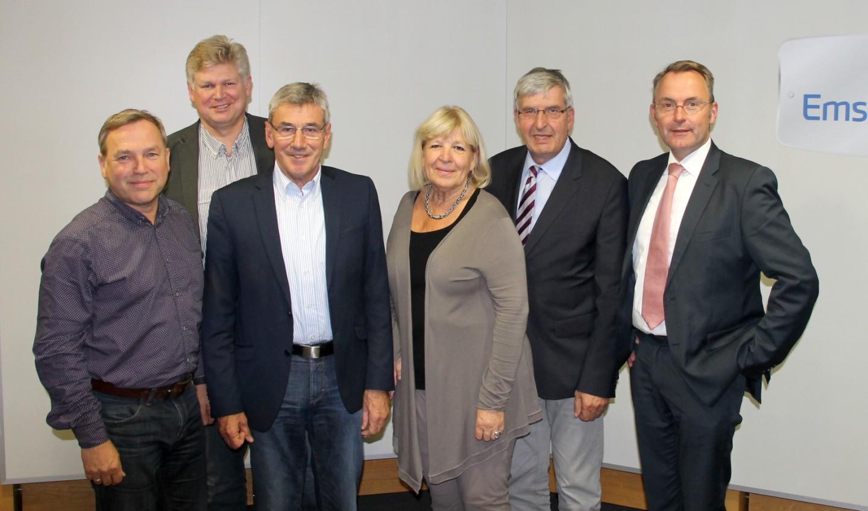 Fraktionsvorstand CDU-Kreistagsfraktion ab 2016